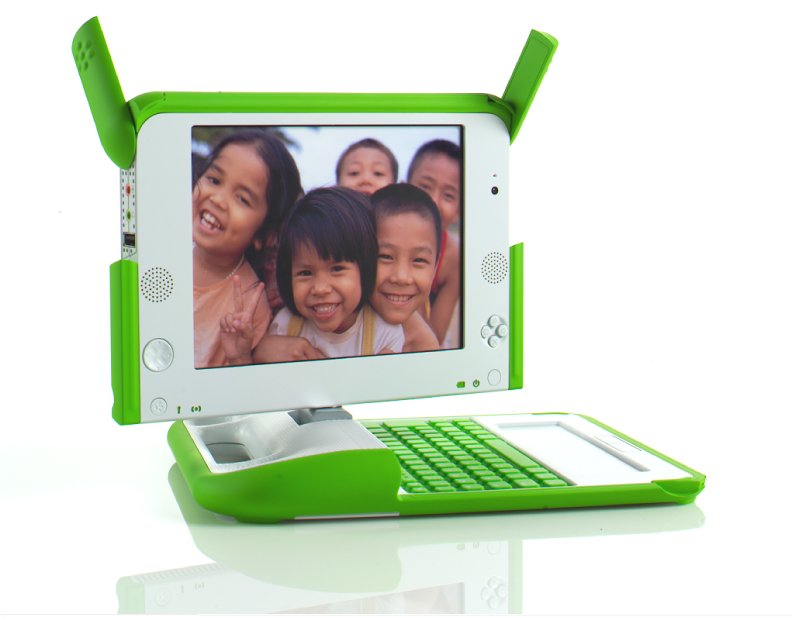 OLPC laptop